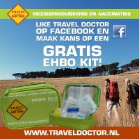 Travel Doctor nu ook op Facebook