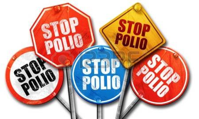 Internationale verspreiding wild poliovirus